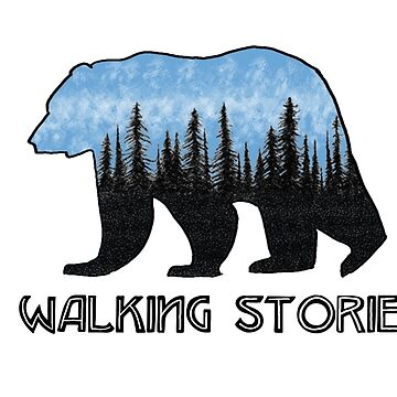 Walking Stories Bear by doksax