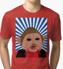 The Heartbreak of Nien Nunb Tri-blend T-Shirt