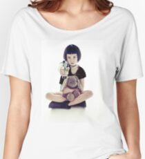 Mathilda Lando Women's Relaxed Fit T-Shirt