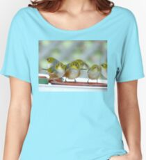 Excuse Me Waiter... But...Where Is The Main Course? - Silver-Eyes - NZ Women's Relaxed Fit T-Shirt