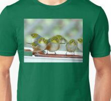 Excuse Me Waiter... But...Where Is The Main Course? - Silver-Eyes - NZ Unisex T-Shirt