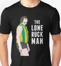 The Lone Ruckman - green/gold Unisex T-Shirt