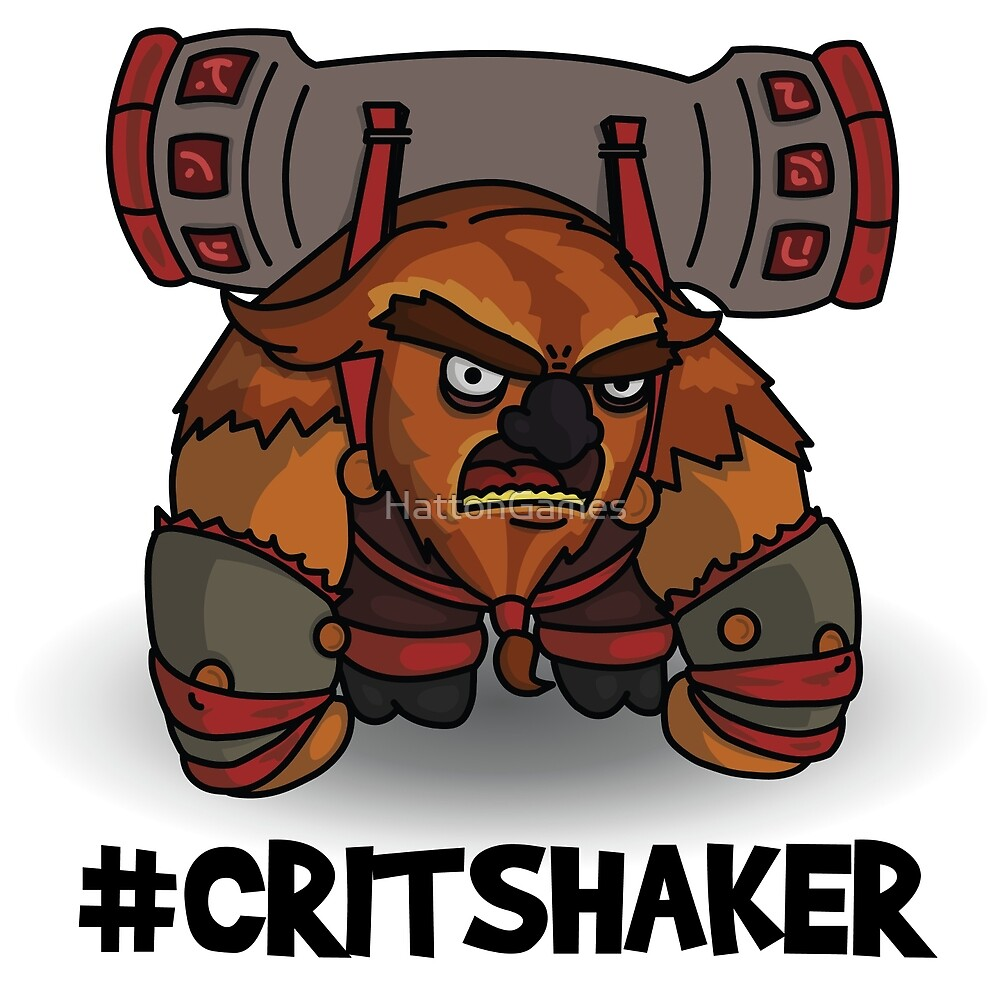 CRITSHAKER by HattonGames