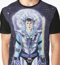 Mercury King Graphic T-Shirt