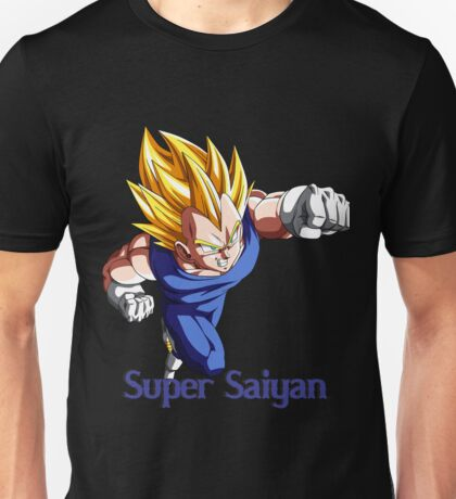 Super Saiyan VEGETA Unisex T-Shirt