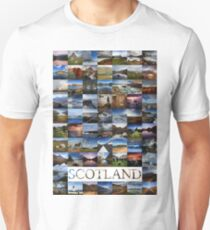 Scotland - Schottland - Alba - Caledonia - Ecosse T-Shirt