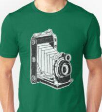 Retro Camera 01 Unisex T-Shirt