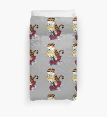 Calvin and Hobbes  Duvet Cover