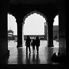 Jama Majid Interior Silhouette by John Dalkin