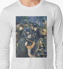 Renoir Auguste - The Umbrellas. Auguste Renoir Umbrellas T-Shirt