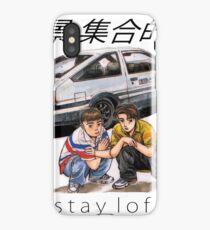 Initial LoFi iPhone Case/Skin