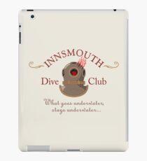 Innsmouth Dive Club Logo iPad Case/Skin