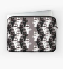 MARCHING CATS Laptop Sleeve