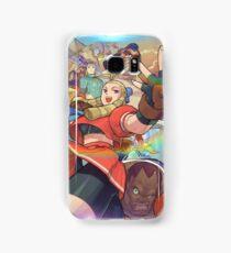 Karin Street Fighter Case Samsung Galaxy Case/Skin