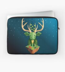 The Green Soul Laptop Sleeve