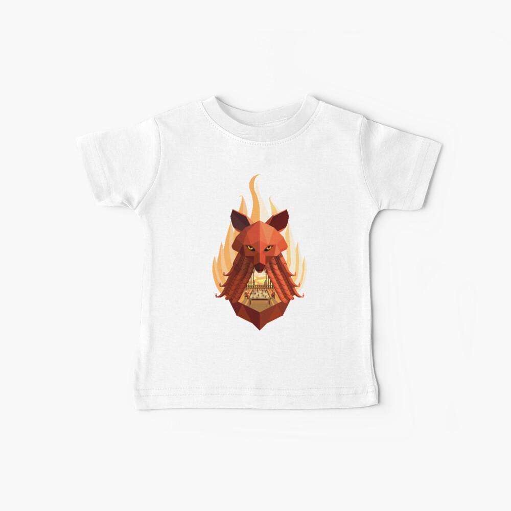 El consejero Sly Camiseta para bebés