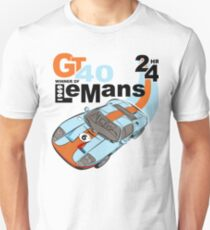 NEW Classic Ford GT40 T-shirt T-Shirt