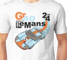 NEW Classic Ford GT40 T-shirt Unisex T-Shirt