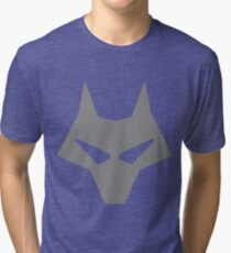 Timber Wolf Lazy Cosplay Tri-blend T-Shirt