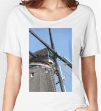 Amsterdam Windmill Women's Relaxed Fit T-Shirt