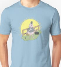 This little piggy went to sell on the markets... T-Shirt