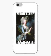 Vinilo o funda para iPhone ¡Déjalos comer pastel!
