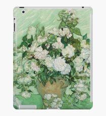 Vincent Van Gogh - Roses - Van Gogh - Roses  iPad Case/Skin