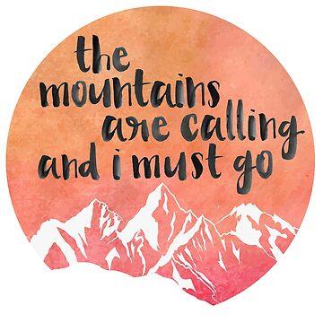 montañas de casmar
