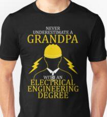 Electrical Engineering Grandpa T-Shirt