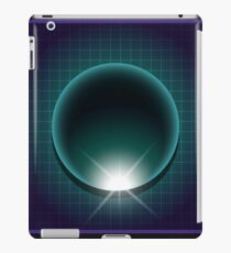 vhs cover sci-fi iPad Case/Skin