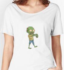 Zombie Cartoon Women's Relaxed Fit T-Shirt