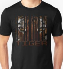 Tiger in text T-Shirt