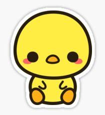 Cute chick Sticker