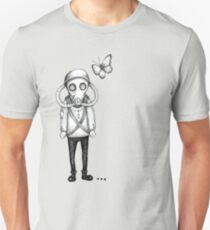 Don't stop to smell the roses. T-Shirt