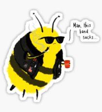 Festival Bees Sticker