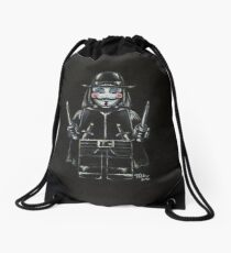 L for Lego Drawstring Bag
