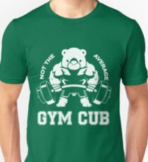 Not the average GYM CUB Unisex T-Shirt