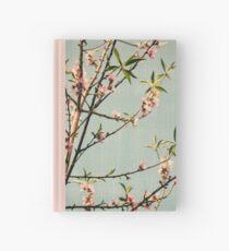 The Beginning Of Something Beautiful Hardcover Journal