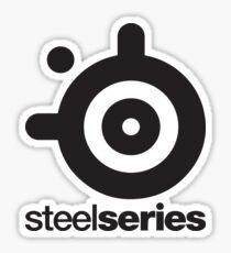SteelSeries Plain Logo Sticker