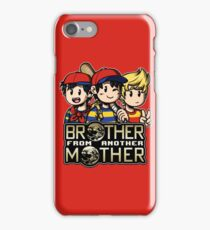 Another MOTHER Trio (Ness, Ninten & Lucas) iPhone Case/Skin