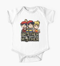 Another MOTHER Trio (Ness, Ninten & Lucas) One Piece - Short Sleeve