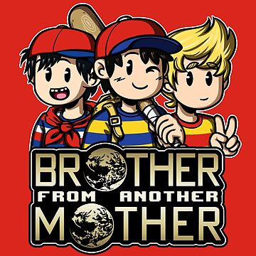 Another MOTHER Trio -alt- (Ness, Ninten & Lucas) by MartinIsAwesome