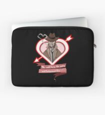 I Choose Valentine V.2 Laptop Sleeve