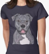 Junior Womens Fitted T-Shirt