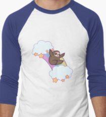 Rainbow Cloud Sloth T-Shirt