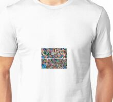 Musicians Shuffle Unisex T-Shirt