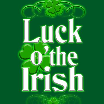 Luck O' The Irish by aliciacounter