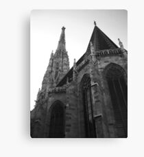 Austria - Vienna Saint Stephens Cathedral  Canvas Print