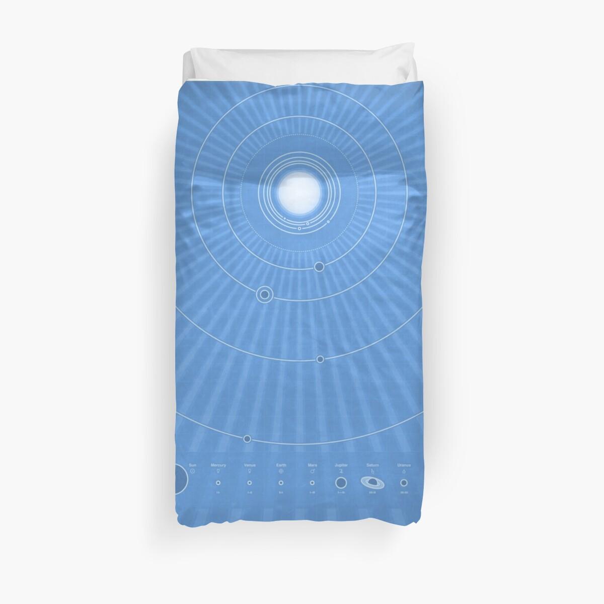Solar System Cool - portrait by Pig's Ear Gear