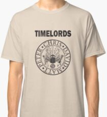 Time Lords 3 Classic T-Shirt